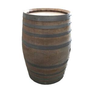 Brugt vintønde, Eg, bejdset, 225 liter