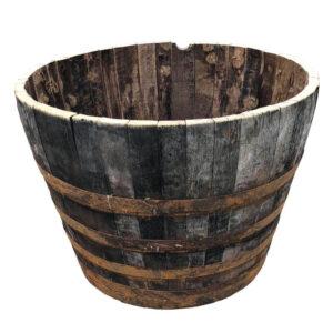 Halv whiskytønde 250 liter