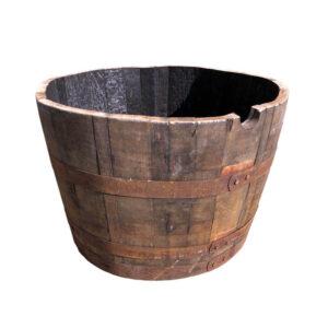 Halv whiskytønde 95 liter