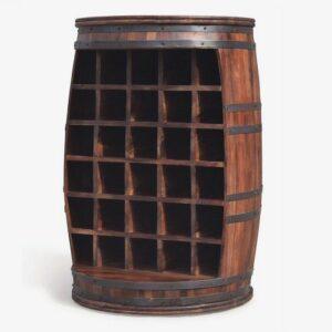 Vinreol & Barbord | Vintønde Rosey-O