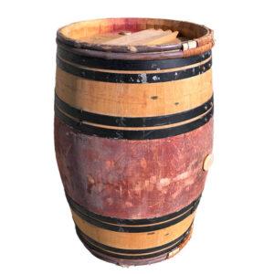 Vintønde med pileflet 225 liter