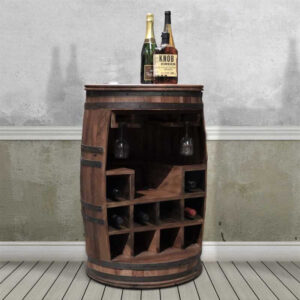 Rosey-Say vintønde - kombineret bar og vinreol